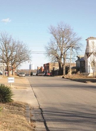 """Garnett, Kansas """"Now"""""""