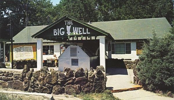 "Greensburg, Kansas (1970s) ""Then"""
