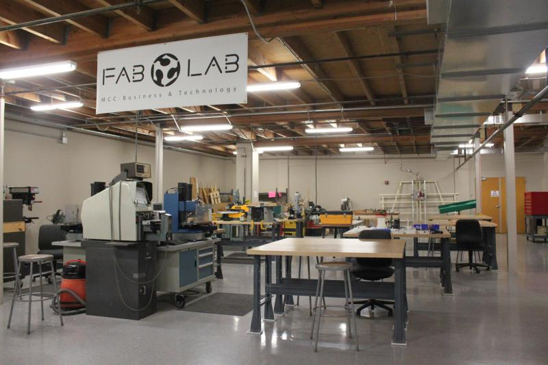 Welcome to the Fab Lab!
