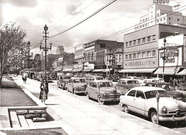 "Minnesota Ave. Kansas City, KS (1951) ""Then"""
