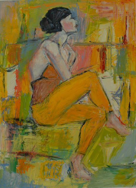 A work of artist Karen Matheis