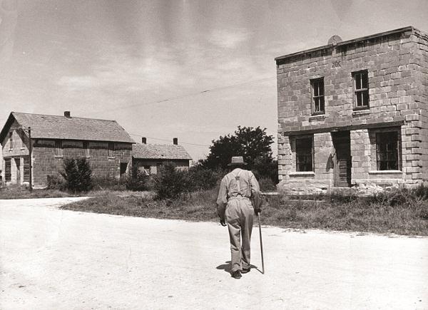 """Nicodemus, Kansas (1965) """"Then"""""""