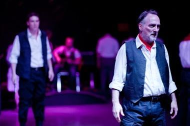 Titus Andronicus as played by Mark Robbins
