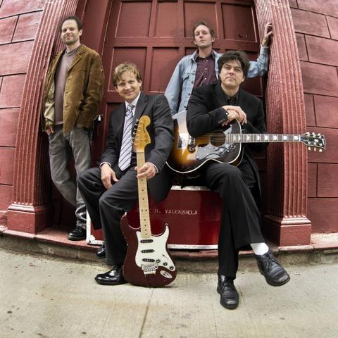 The Gin Blossoms play a free concert at the KC Live Stage in the Power & Light District