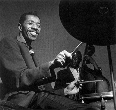 Celebrate drummer Philly Joe Jones with 12th Street Jump at midnight on July 14.