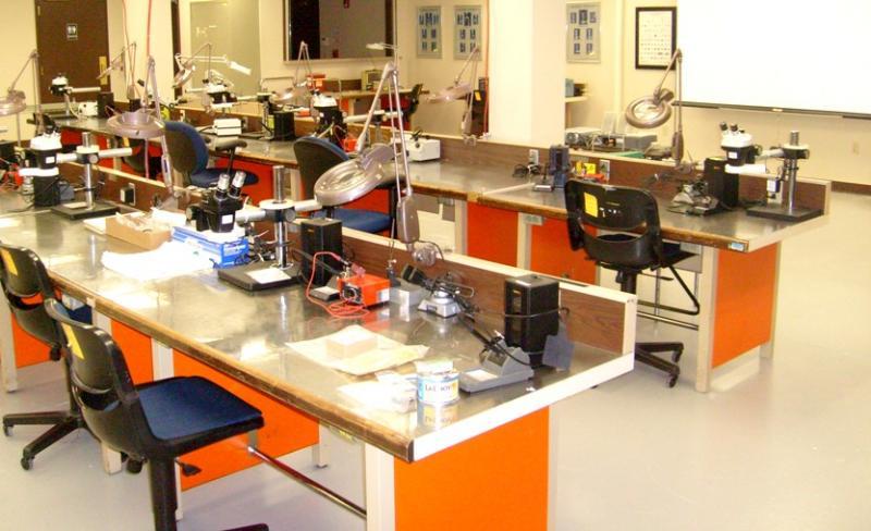 MCCKC training  center lab.