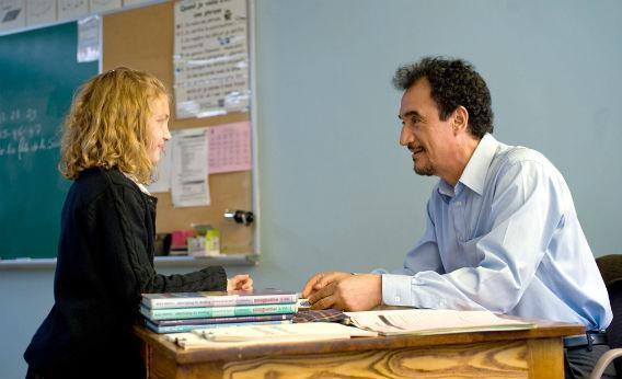 "Still from ""Monsieur Lazhar,"" the story of an Algerian immigrant who substitutes in a Montreal school."