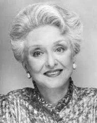 Celeste Holm, who died this weekend at 95, did Missouri Rep show in 1989.
