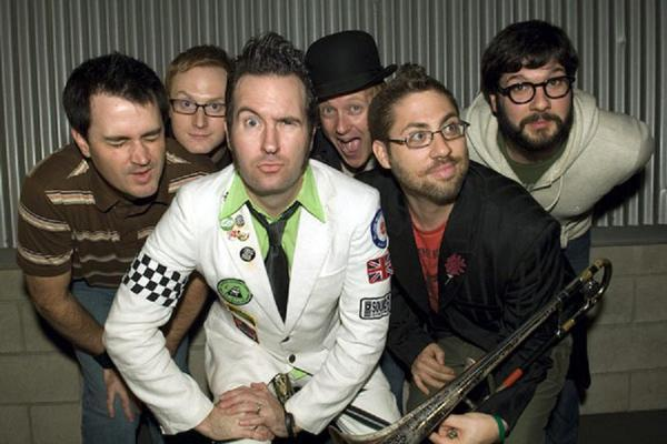 "Ska-punk band ""Reel Big Fish"" hits the Beaumont Club this Saturday"