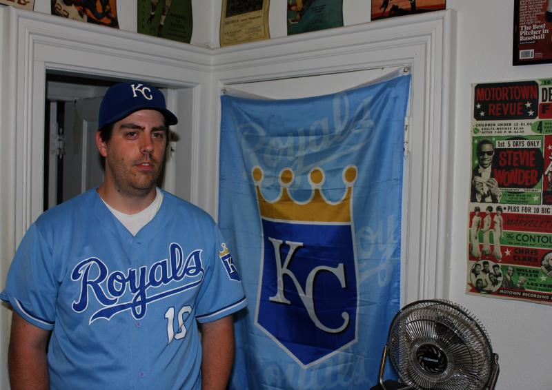 Royals blogger Michael Engel has seen a lot in 27 years of Royals fandom. Just not a lot of good.