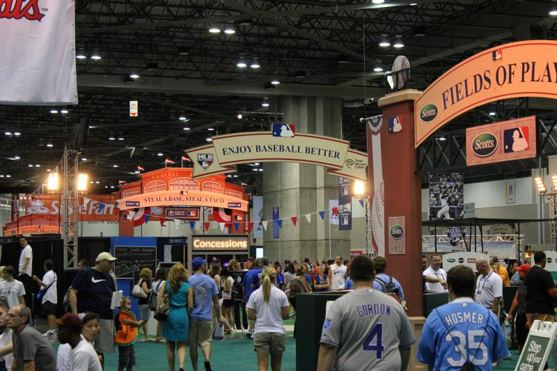 Royals FanFest drew 119,000 to Bartle Hall.