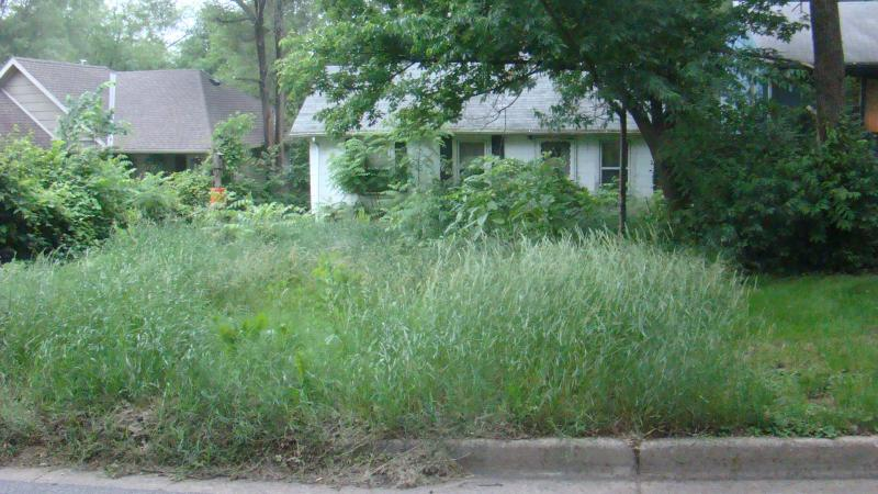 Abandoned homes contribute to neighborhood blight and lower property values.