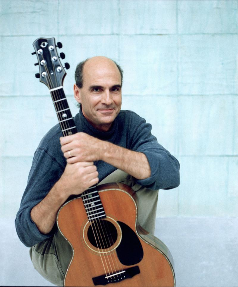 Don't leave the Starlight Theater just yet! James Taylor plays the following night at 7:30 PM.