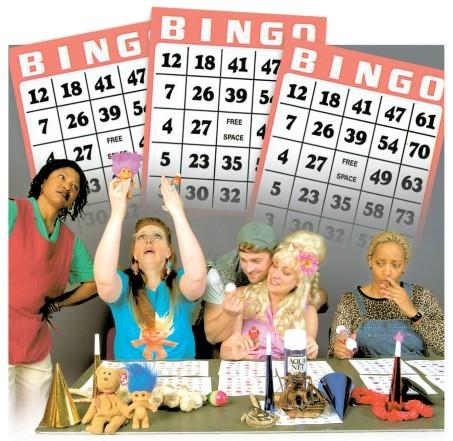 "Catch ""Bingo!: The Winning Musical"" at the Crown Center Heartland Theater Thursday through Sunday."