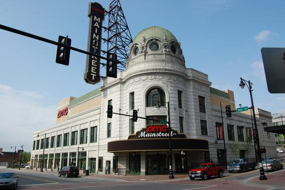 Alamo Drafthouse Cinema will be moving into the former AMC theater on Main street.