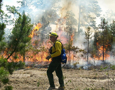 Mo. Gov. Jay Nixon says the risk of wildfires in the region will carry into the fall.