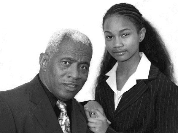 Kansas City based father daughter duo Maurice and Shanice Hayes.