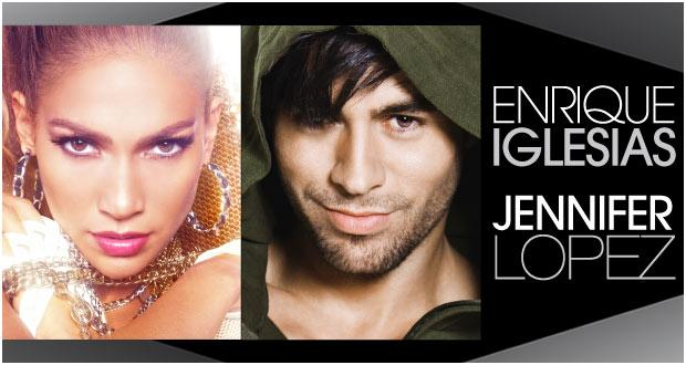 J Lo and Enrique Iglesias perform Saturday at the Sprint Center