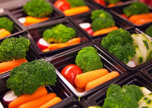 Kansas schoolchildren will be eating healthier lunches thanks to a new federal act.