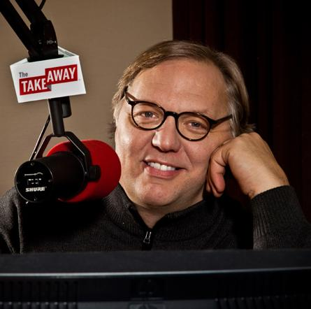"John Hockenberry, co-host of ""The Takeaway"""