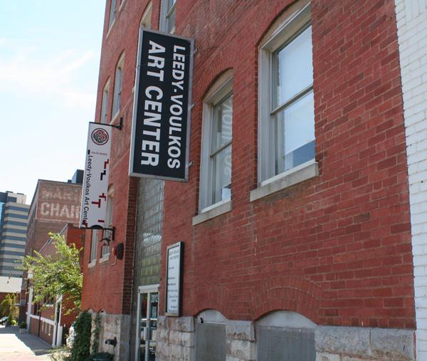 "Jim Leedy is known as the ""founder of the Crossroads Arts District."" His gallery, the Leedy-Voulkos Art Center at 20th and Baltimore, was founded in 1985."