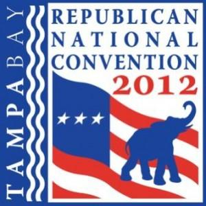 The Republican National Convention is currently underway in Tampa, FL.