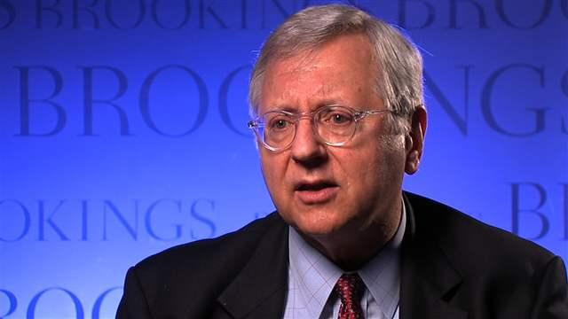 Brookings senior scholar Thomas E. Mann is author (with Norman Ornstein) of It's Even Worse Than It Looks: How the American Constitutional System Collided With the New Politics of Extremism.