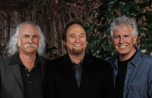 Crosby, Stills & Nash perform Thursday evening at Starlight Theater in Swope Park