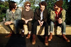 The band Dawes.