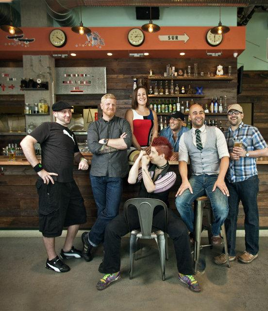 Some of Kansas City's top bartenders are participating in the Paris of the Plains cocktail festival.
