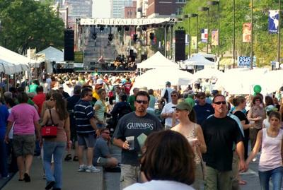 The Irish Fest returns to KC!