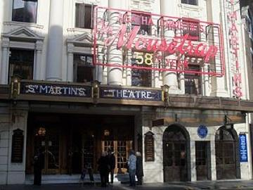 "In London's West End, ""The Mousetrap"" is celebrating its 60th anniversary."