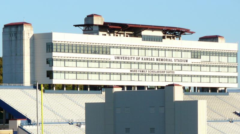 KU's Memorial Stadium