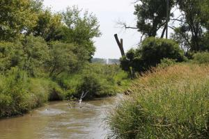 The Republican River basin provides irrigation for millions of acres of farmland in Colorado, Nebraska and Kansas. Management of the river is governed by a compact signed by the states in 1943.