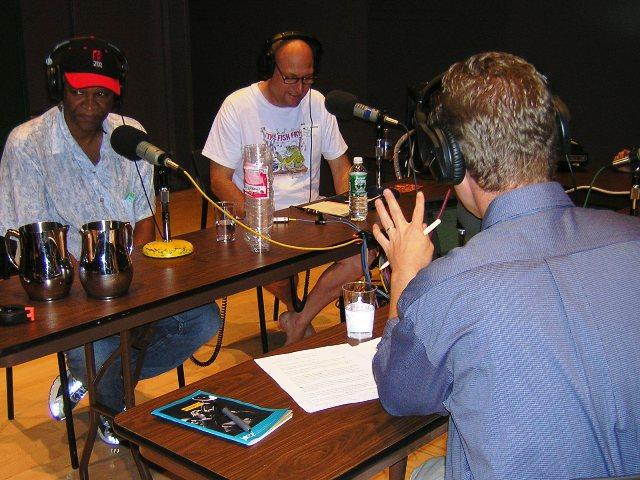 A remote broadcast of the program from Jazz at Lincoln Center in New York City. Guests: Saxophonist and composer Bobby Watson and Jazz scholar, archivist, and Fish Fry host, Chuck Haddix.