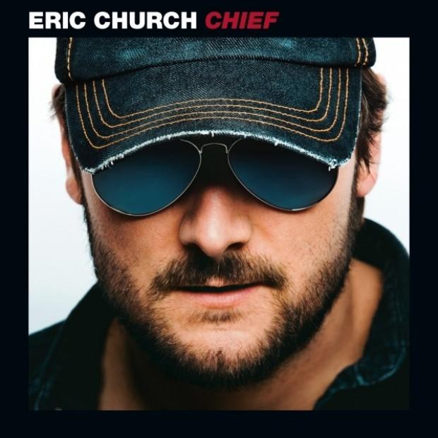 Eric Church performs Saturday evening at the Sprint Center