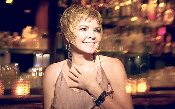 Karrin Allyson performs Saturday evening at the Prairie Village Jazz Festival