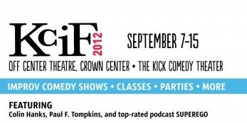 Local and national performers will be at the KC Improv Festival Thursday - Saturday.