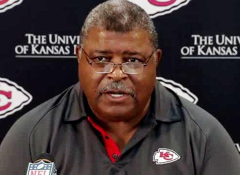 Coach Romeo Crennel announces a change at quarterback