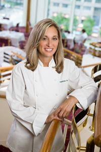 James Beard Award-winning chef Debbie Gold of The American Restaurant
