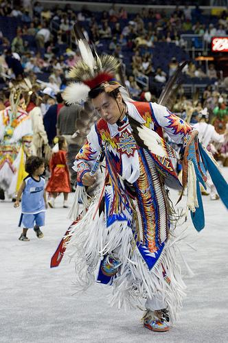 Native American powow, 2005