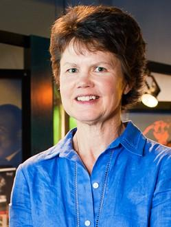 Filmmaker Sue Vicory