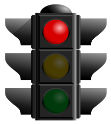 A little over a week ago, the city of KCMO switched 37 stoplights to flashing and announced they would be removed in a month.