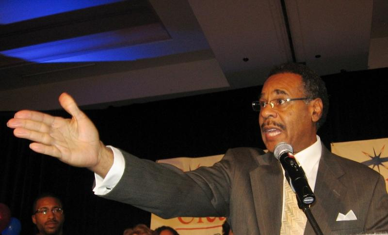 Emanuel Cleaver II held onto his seat in Missouri's 5th District.