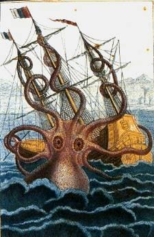 The Kraken.
