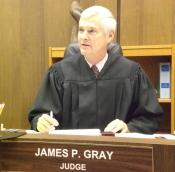 "Judge James ""Jim"" Gray, Libertarian VP nominee."