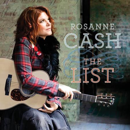 Rosanne Cash.