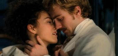 "Keira Knightly and Aaron Taylor-Johnson as lovers that can't be in ""Anna Karenina"""