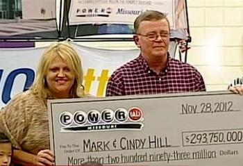 Mark and Cindy Hill claim their $293,750