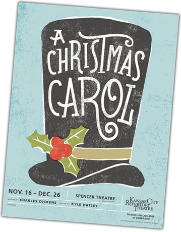 VIDEO] The Ghostly Specters Of 'A Christmas Carol' | KCUR